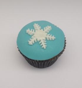 Cupcake Floco deNeve